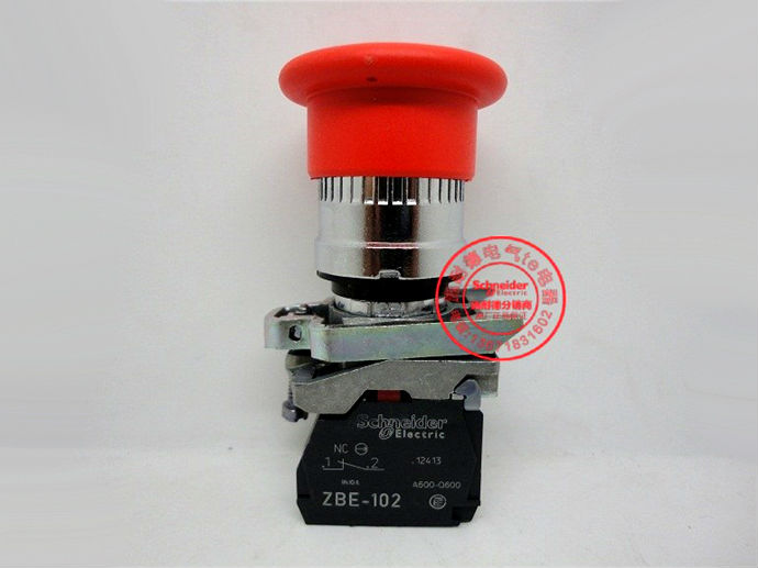 Push button switch XB4 Series XB4BT845 XB4-BT845 push button switch xb4 series zb4bj5 zb4 bj5