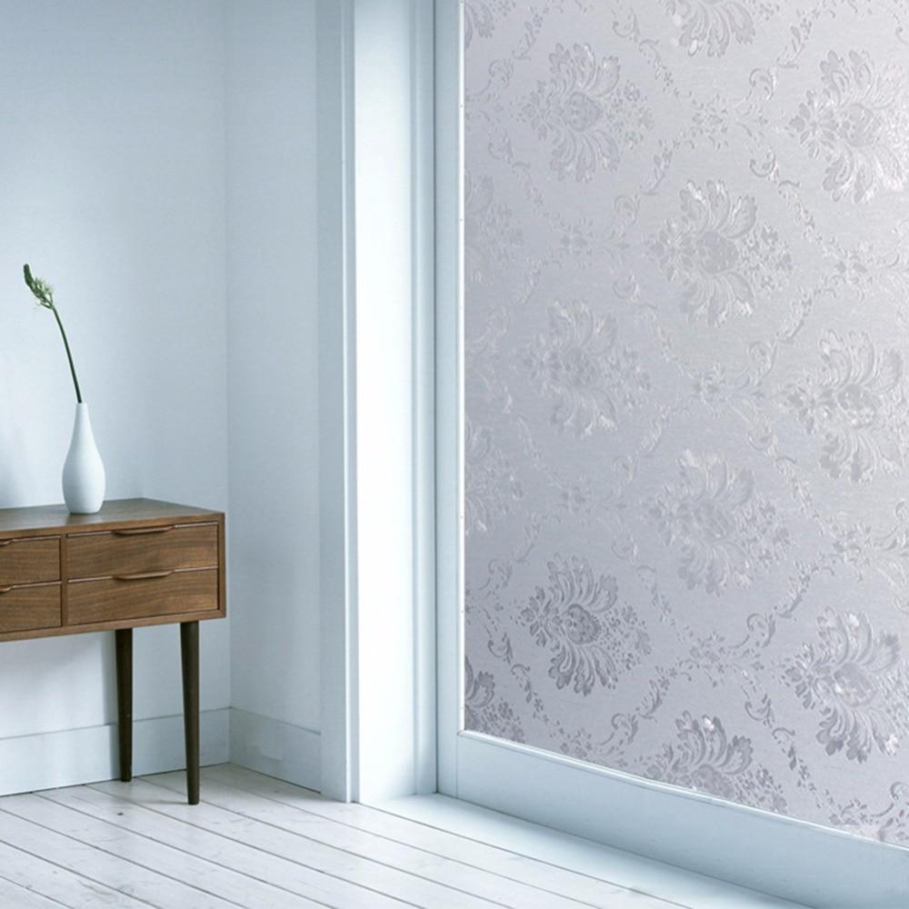 High Quality Opaque Privacy Glass Window Film Decorative