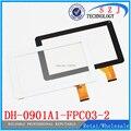 """9 """"pulgadas DH-0901A1-FPC03-2 DH-0902A1-FPC03-02 pantalla Táctil pantalla externa pantalla de escritura a mano pantalla de la capacitancia Envío gratis"""