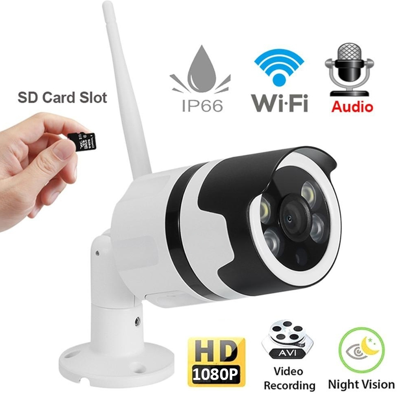 2.0MP 1080P Full HD WiFi IP Camera Support TF Card Two-way Voice Motion Detector Night Vision Network Wireless IP Camera2.0MP 1080P Full HD WiFi IP Camera Support TF Card Two-way Voice Motion Detector Night Vision Network Wireless IP Camera