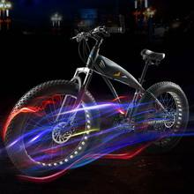 free shipping high quality bicycle off-road beach Snow bike 26 * 4.0 super wide tire mountain bike man and woman student cycling