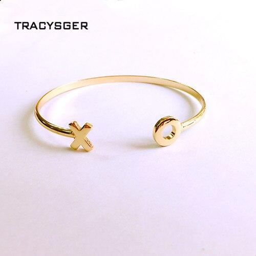 SG,sl20145/doux fille bijoux/XO ajustable bracelet(China (Mainland)
