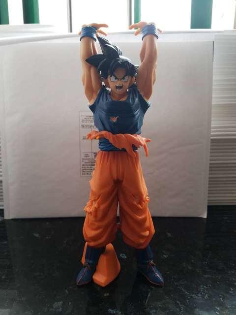 Dragon Ball Z 2 Styles 24CM Son Goku Super Saiyan PVC Action Figure