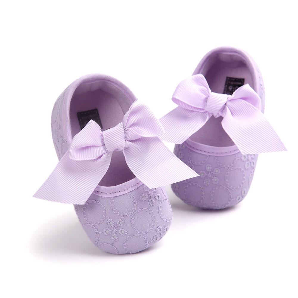 Hongteya Marke Nette Prinzessin Infant Girl Schuhe Mit Bogen schöne - Babyschuhe - Foto 5