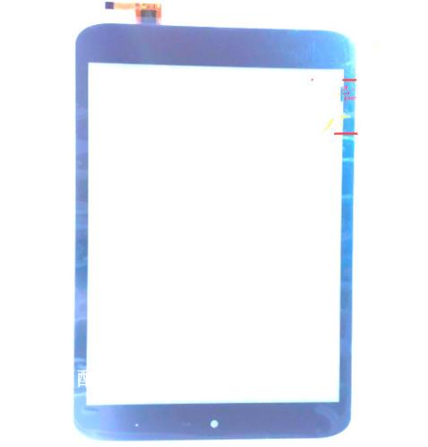 New For 8 Supra M826G 3G Tablet touch screen panel Digitizer Glass Sensor replacement Free Shipping black new touch screen for 10 1 supra m12ag 3g tablet touch panel digitizer sensor replacement free shipping
