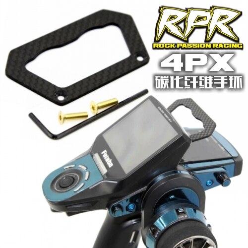 Rock passion Futaba 4PX remote control Carbon fiber carrying handle