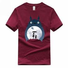 Studio Ghibli My Neighbor Totoro –  Summer Casual O-Neck Short sleeve T-shirt