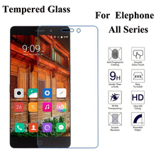 9H 2.5D Premium Tempered Glass Screen Protector Guard HD Film For Elephone P9000 Lite P8000 M3 Phone Cover Case Toughened Glass