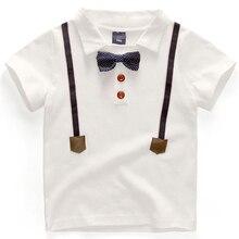 2017 summer season kids's T-shirt for boys child lady shirt garments Short Sleeve Children T-shirt Cotton Casual Boys Clothes T shirt