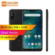Global Version - Xiaomi A2 Lite 3GB 32GB Snapdragon 625 Octa Core Telephone 5.84