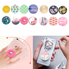 Fashion Air Sac phone holder Expanding Stand Grip Pop Mount for iPhone 7 Tablet Socket Mobile holder Desk For Xiaomi