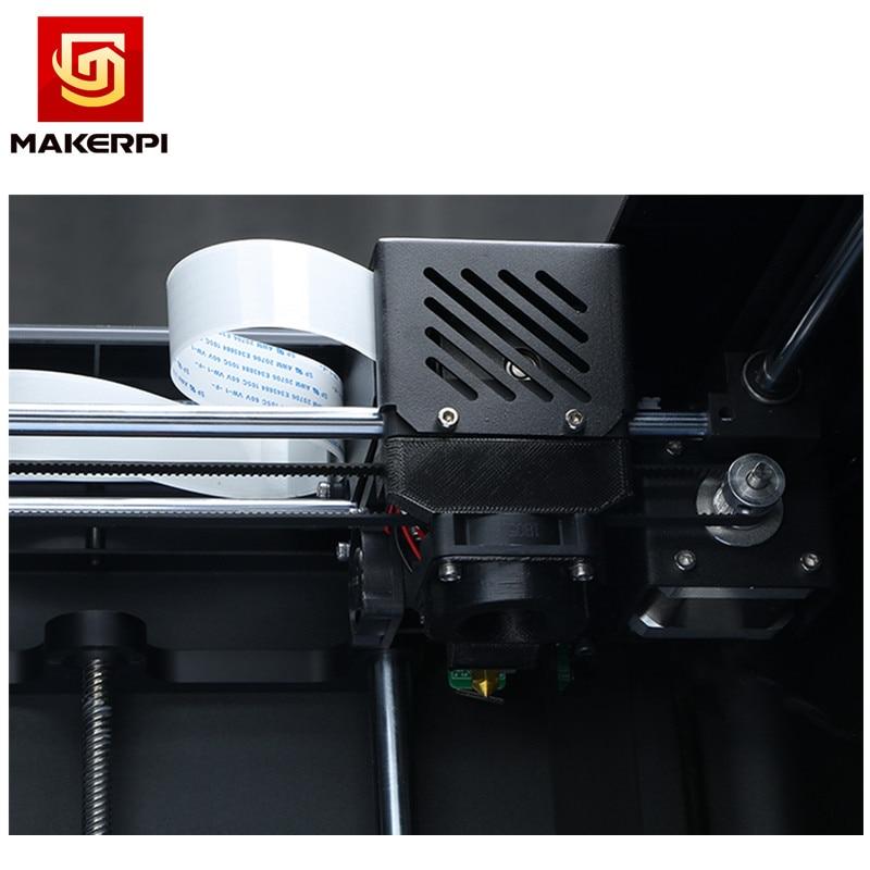 MakerPi Education Desktop 3d Printer Enclosed Laser Engraving FDM Printing Machine Get Mini 3d Printer FREE 5