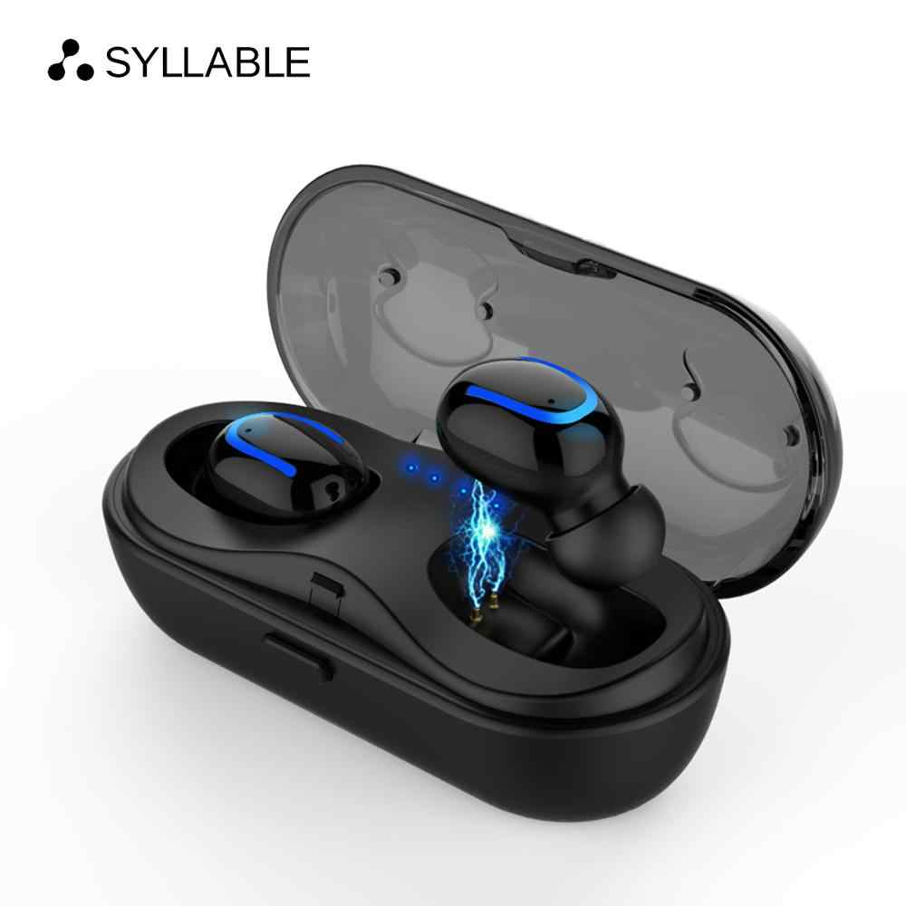 6c5f50776c4 Sílaba HBQ-Q13S TWS Bluetooth auriculares estéreo Mini deportes auriculares  600 mah sílaba HBQ-