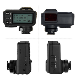 Godox X2t-s Ttl 2.4g Wireless Flash Trigger Shutter Release Button 1/8000s Remote Hss Transmitter For Sony Dslr Camera