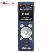 Shinco RV20 32G Lossless Recording Pen Sound Quality Professional Remote Noise Reduction Long Distance Record Radio