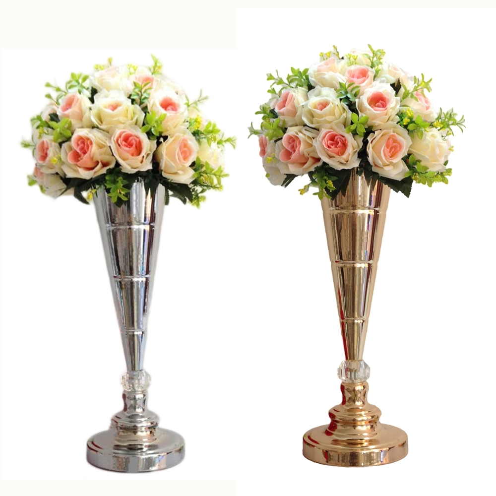 Buy silver vases for wedding centerpieces and get free shipping on ...