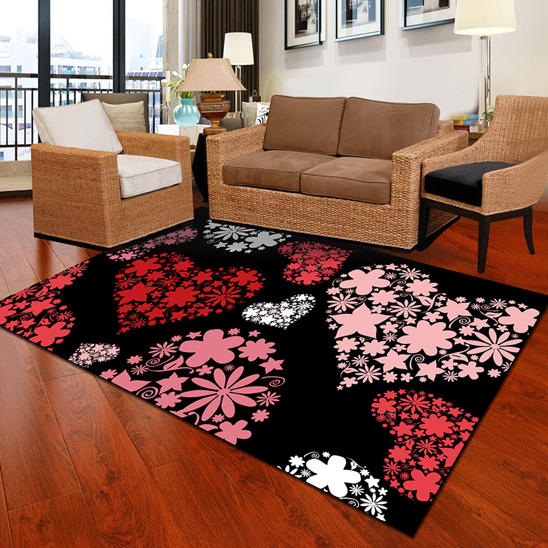 Carpet For Living Room Soft Carpets Kids Room Cute Rugs For Living Room Bedroom Computer Chair Floro Kid Room Rugs Home Carpet