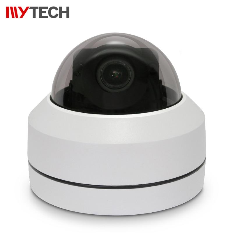 """imágenes para MYTECH 1080 P 2.5 """"Mini Cámara Domo PTZ 3X Zoom Motorizado Cámara PTZ IP Cámara de Seguridad ONVIF 20 M IR Distancia de Interior/Al Aire Libre"""