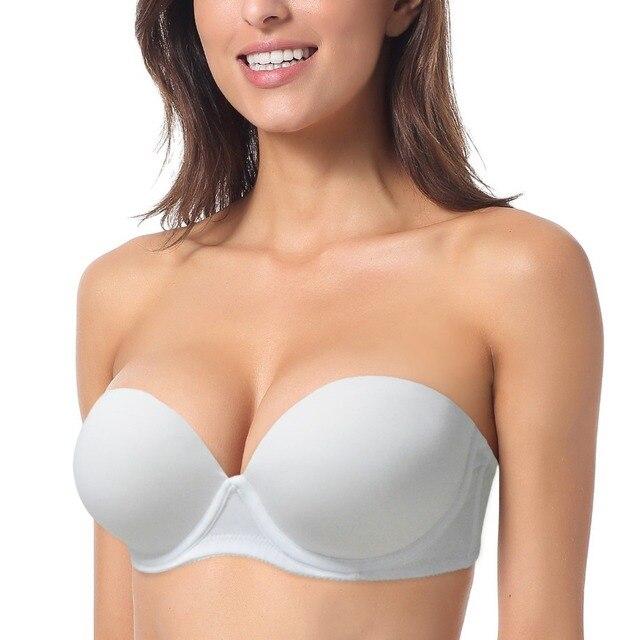 b174fd921d NoEnName Women Bras Top Brief Sexy Brassiere Everyday Lingerie Underwear Bra  Clothing Brand New Push Up Bralette Intimates