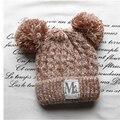 Bonito Dos Desenhos Animados Chapéu Do Bebê Beanie Do Bebê Meninas Meninos Crianças Primavera Outono Inverno 4 Cores de Algodão Chapéus Crianças Headwear Chapéus Recém-nascidos