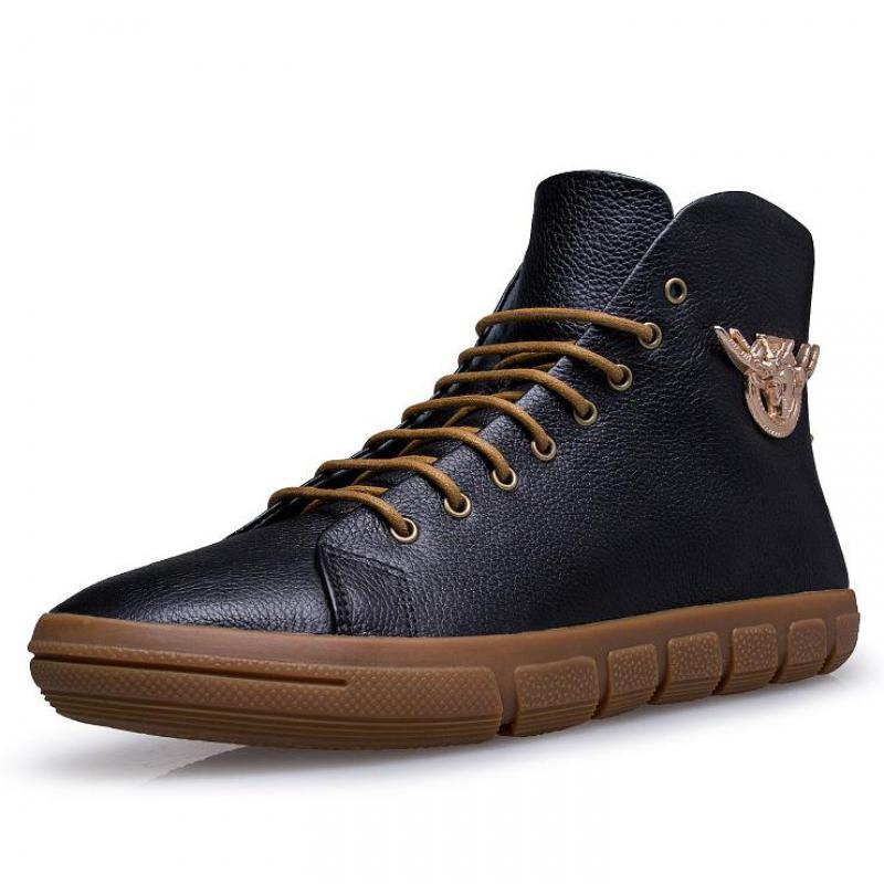 Popular Men Boots Brown-Buy Cheap Men Boots Brown lots from China ...