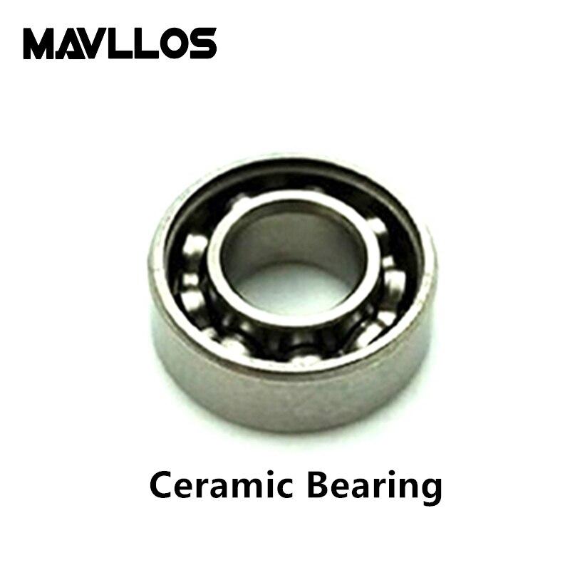 Mavllos SIC Ceramic Bearing For Fishing Reel Spinning Baitcasting Reels Bearing Suit For Daiwa Tatula / Abu Garcia / Calcutta