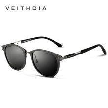 Retro Hombres gafas de Sol de Aluminio Y Magnesio Polarizado Lente de La Vendimia Al Aire Libre Gafas Accesorios Gafas de Sol Gafas de sol 6680