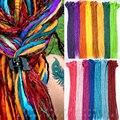 Ямайка Reggae Рок dreadlock 30 Красочные синтетических Дреды страх радуга волос kanekalon вьющиеся Крючком косу волосы