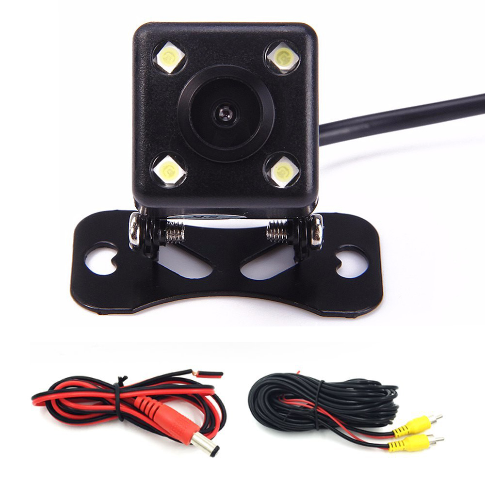 Universal 170° Wide Angle Lens Auto Parking Reverse Backup Camera Night Vision