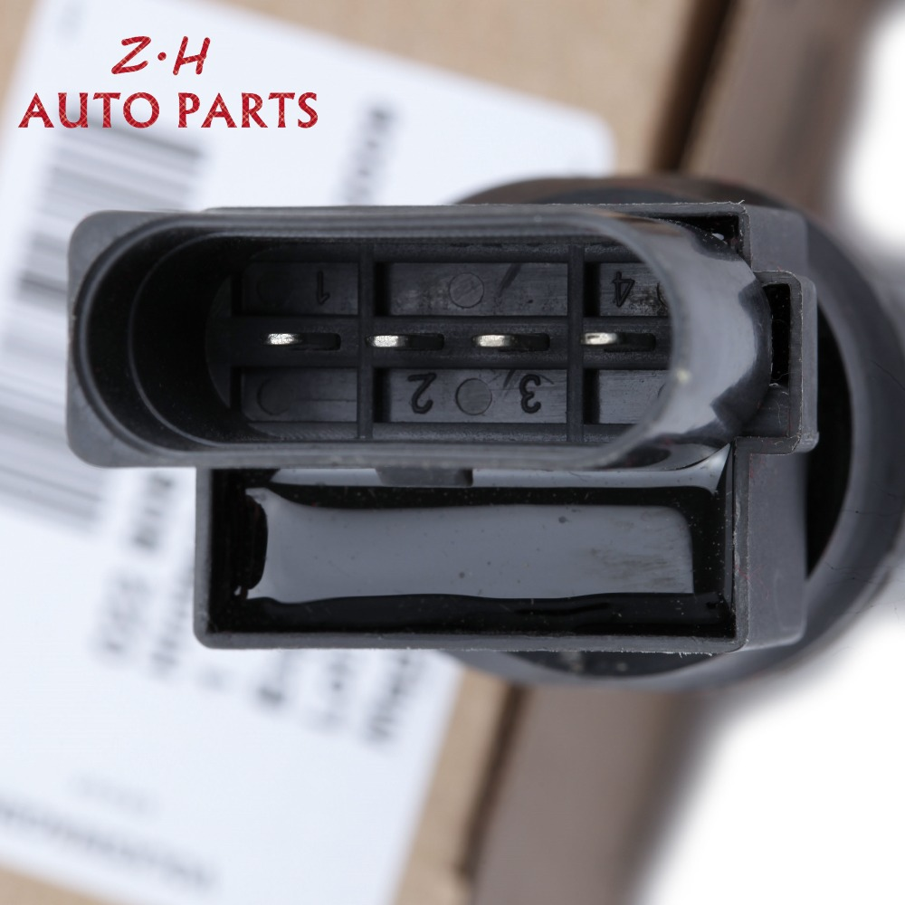 NEW 6Pcs Ignition Coils 022 905 100 B For Audi Q7 VW Passat Touareg Phaeton Seat Skoda Superb 3 6FSI V6 022905715A UF 556 CU1211 in Ignition Coil from Automobiles Motorcycles