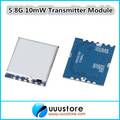 Boscam 5.8G 10mW 8CH Wireless Mini AV Audio and Video Transmitter Module TX5813 For FPV Aerial Photography Multicopter