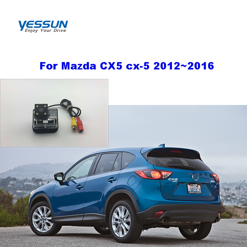 For <font><b>mazda</b></font> <font><b>6</b></font> <font><b>2010</b></font> Atenza M6 CX7 CX-7 CX9 CX-9 <font><b>Mazda</b></font> 3 M3 Car Rear View camera HD CCD license plate camera image