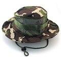 Multicam Sombrero Sombreros del Cubo de Boonie Sombrero De Malla de Camuflaje Militar Del Ejército de Caza Senderismo Pesca Escalada Camping Muchos Colores Cb3e58
