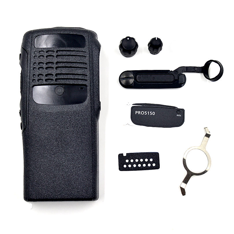 Brand new front case Housing cover for Motorola CP200 portable Radio