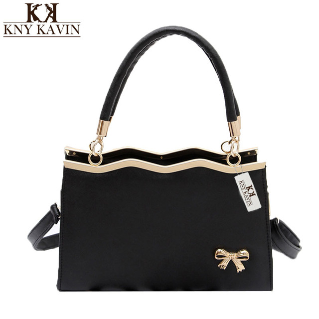 Kny Kavin Kk Handbag Women Solid Bag High Quality Fashion