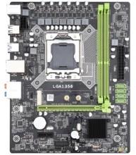 Placa base X79A Lga 1356 Usb3.0 compatible con memoria de servidor Reg Ecc y procesador Lga1356 Xeon E5 para servidor de escritorio Ddr3 Ecc Reg R