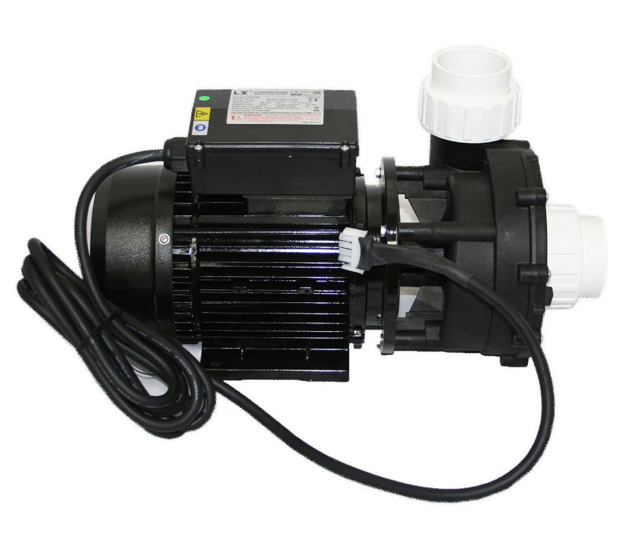 Russia spa pool two speed pump 2 2KW 3HP AMP plug 2 inch fittings direct connecting