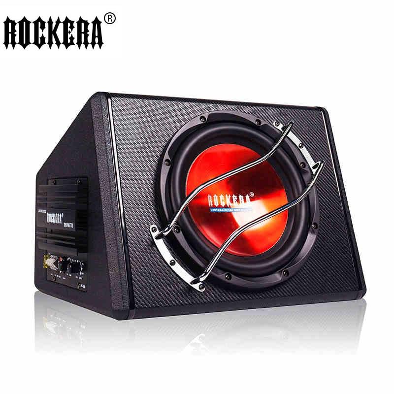 10 inch 50Hz 250Hz Active Car Subwoofer Speaker with Amplifiers Car Bass Audio