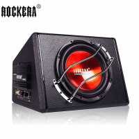 10 inch 50Hz 250Hz Active Car Subwoofer Speaker with Amplifiers Car Bass Audio