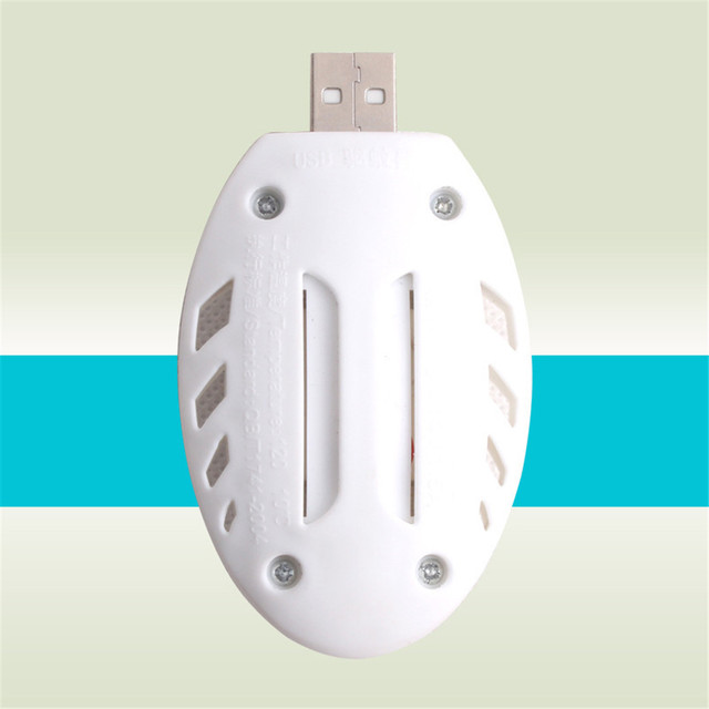 USB- hyttyskarkotin tyynyille