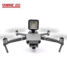 STARTRC DJI Mavic 2 pro kamera yatağı 360 derece panoramik kameralar konektörü montaj ile LED ışık için DJI Mavic 2 Zoom drone