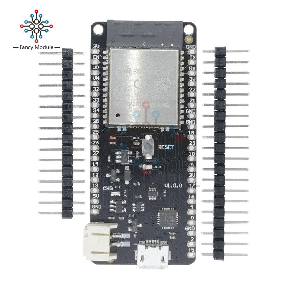 4 mb Flash Pour WEMOS V1.0.0 WIFI & Bluetooth Carte Basé ESP-32 ESP-WROOM-32 Double Mode Noyau CPU