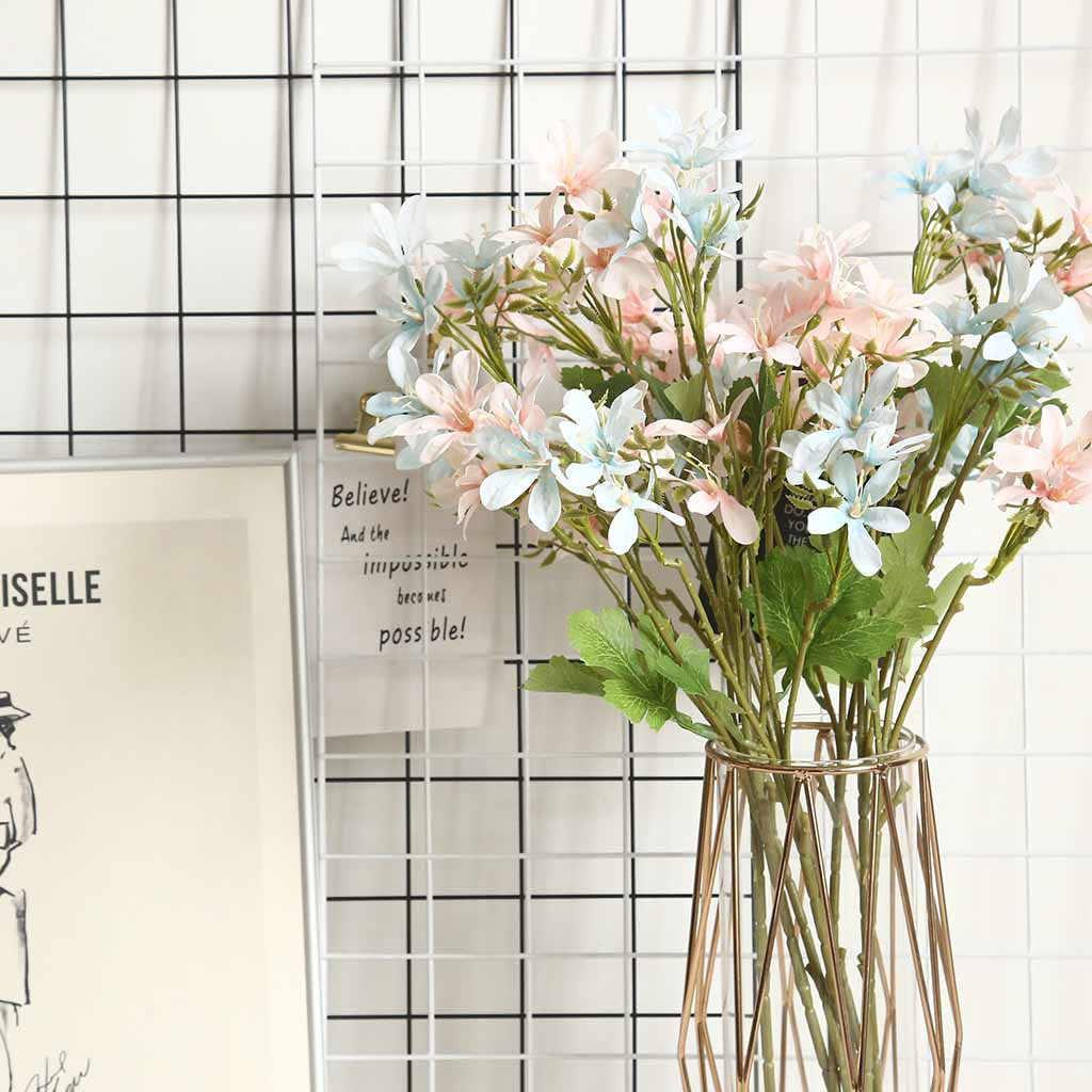 2019 جديد زهرة اصطناعية الرقص السحلية ورد صناعي المنزل حفل زفاف الزهور ديكور