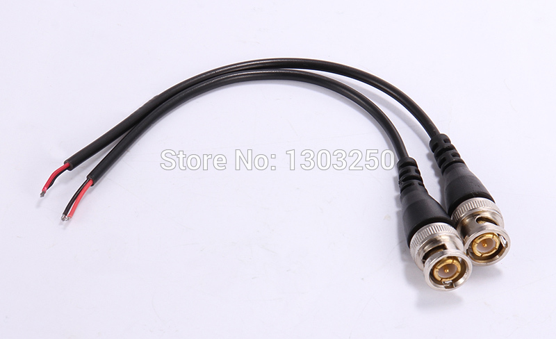 10pcs monitor bnc connector with 18cm wire q9 terminal tail cable rh aliexpress com bnc connector wiring diagram