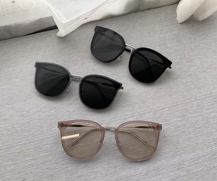 Acetate and Alloy Vintage Gentle mamabu Sunglasses Men Flat Lens Rimless Square Frame Women Sun Glasses Oculos Gafas De Sol
