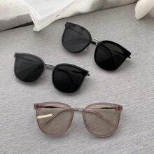 Acetate and Alloy Vintage Gentle mamabu Sunglasses Men Flat