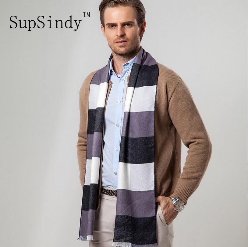 scarf 2017 autumn winter vintage soft plaid scarf