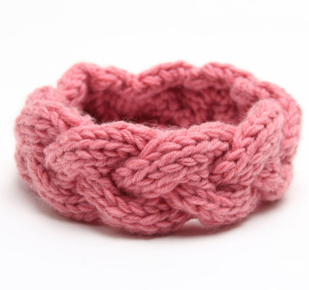 Crochet headband patterns picture more detailed picture about wholesale knitted headband knit hair band turban headband knitted ear warmer womens winter headband crochet headband bankloansurffo Choice Image