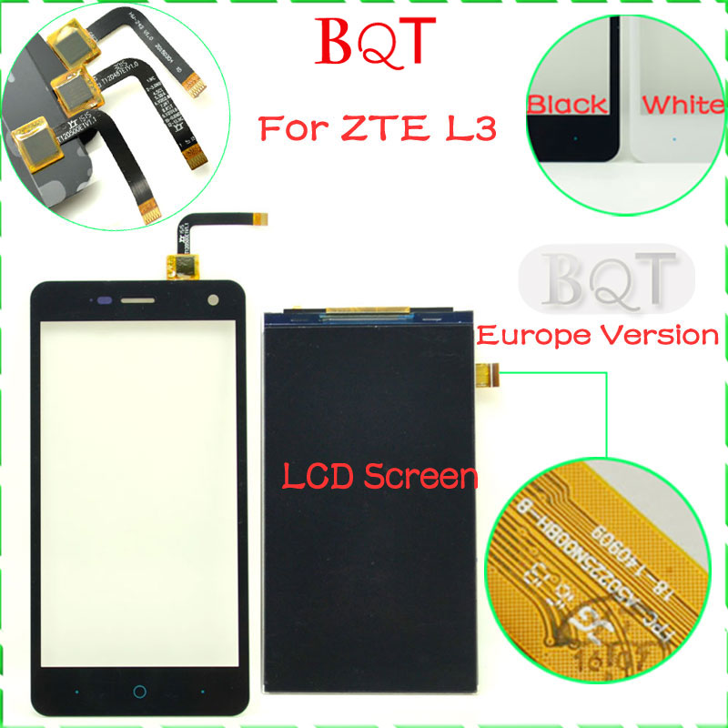 Best Quality for ZTE L3 font b Touch b font for ZTE Blade L3 font b