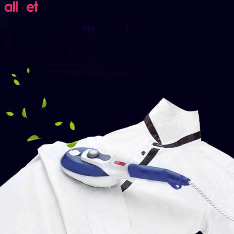 Handheld Portable Electric Steamer Fabric Laundry Clothes Travel Garment Steam Brush Clothing Iron Kit 220V 800W High quality